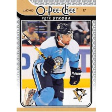 Sýkora Petr - 2009-10 O-Pee-Chee No.279