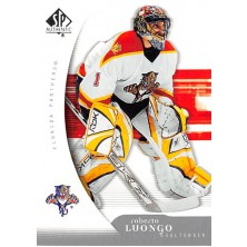 Luongo Roberto - 2005-06 SP Authentic No.43