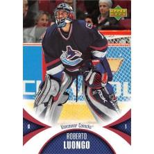 Luongo Roberto - 2006-07 Mini Jersey No.96