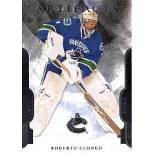 Luongo Roberto - 2011-12 Artifacts No.1