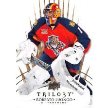 Luongo Roberto - 2014-15 Trilogy No.75