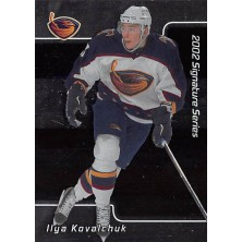 Kovalchuk Ilya - 2001-02 BAP Signature Series No.207