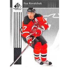 Kovalchuk Ilya - 2011-12 SP Game Used No.59