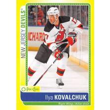 Kovalchuk Ilya - 2013-14 O-Pee-Chee Stickers No.S-IK