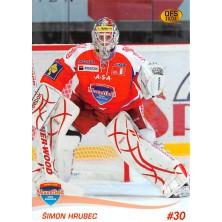Hrubec Šimon - 2010-11 OFS No.19