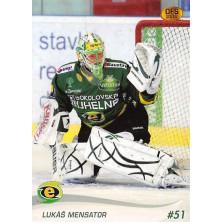 Mensator Lukáš - 2010-11 OFS No.29