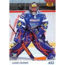 Cikánek Lukáš - 2010-11 OFS No.54