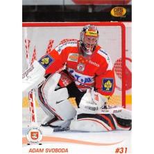 Svoboda Adam - 2010-11 OFS No.66