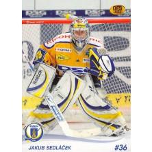 Sedláček Jakub - 2010-11 OFS No.169