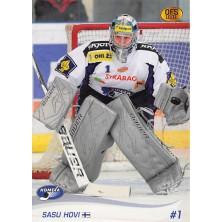 Hovi Sasu - 2010-11 OFS No.227