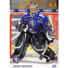 Mazanec Marek - 2010-11 OFS No.240