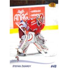Žigárdy Štefan - 2010-11 OFS HC Olomouc No.15