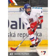 Plutnar Michal - 2010-11 OFS Reprezentace ČR-17 No.19