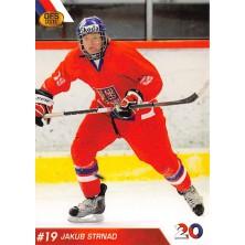 Strnad Jakub - 2010-11 OFS Reprezentace ČR-20 No.31