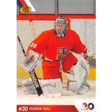 Will Roman - 2010-11 OFS Reprezentace ČR-20 No.42