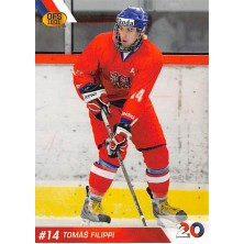 Filippi Tomáš - 2010-11 OFS Reprezentace ČR-20 No.43