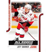 Skinner Jeff - 2011-12 Score Glossy No.98