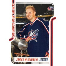 Wisniewski James - 2011-12 Score Glossy No.149