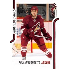 Bissonnette Paul - 2011-12 Score Glossy No.356