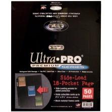 Folie Ultra Pro Side Load pro 18 karet