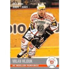 Hejduk Milan - 2004-05 OFS No.117