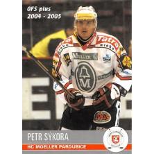 Sýkora Petr - 2004-05 OFS No.132