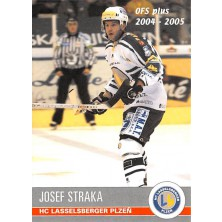 Straka Josef - 2004-05 OFS No.144