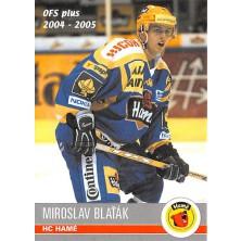 Blaťák Miroslav - 2004-05 OFS No.273