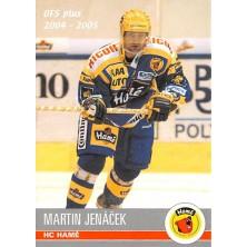 Jenáček Martin - 2004-05 OFS No.279