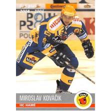 Kováčik Miroslav - 2004-05 OFS No.280