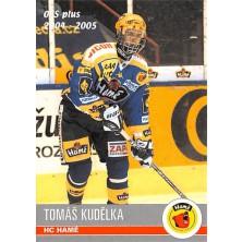 Kudělka Tomáš - 2004-05 OFS No.282