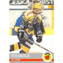 Mokrejš Petr - 2004-05 OFS No.284