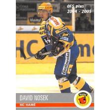 Nosek David - 2004-05 OFS No.286