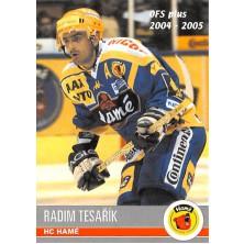 Tesařík Radim - 2004-05 OFS No.288