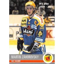 Záhorovský Martin - 2004-05 OFS No.290