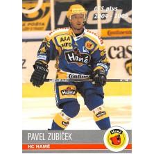 Zubíček Pavel - 2004-05 OFS No.291