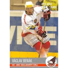 Benák Václav - 2004-05 OFS No.292