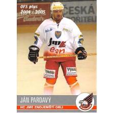 Pardavý Ján - 2004-05 OFS No.299