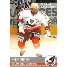 Pucher Peter - 2004-05 OFS No.300