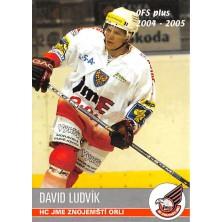 Ludvík David - 2004-05 OFS No.308