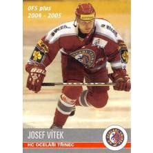 Vítek Josef - 2004-05 OFS No.315