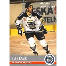 Kasík Petr - 2004-05 OFS No.327