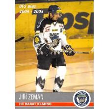 Zeman Jiří - 2004-05 OFS No.328