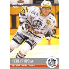 Vampola Petr - 2004-05 OFS No.340
