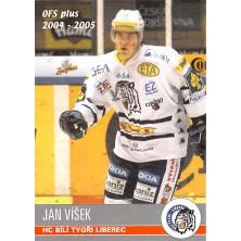 Víšek Jan - 2004-05 OFS No.341