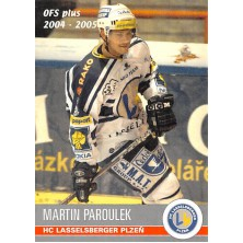 Paroulek Martin - 2004-05 OFS No.346