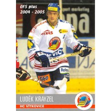 Krayzel Luděk - 2004-05 OFS No.366