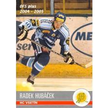 Hubáček Radek - 2004-05 OFS No.393