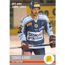 Kárný Tomáš - 2004-05 OFS No.394