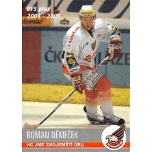 Němeček Roman - 2004-05 OFS No.406